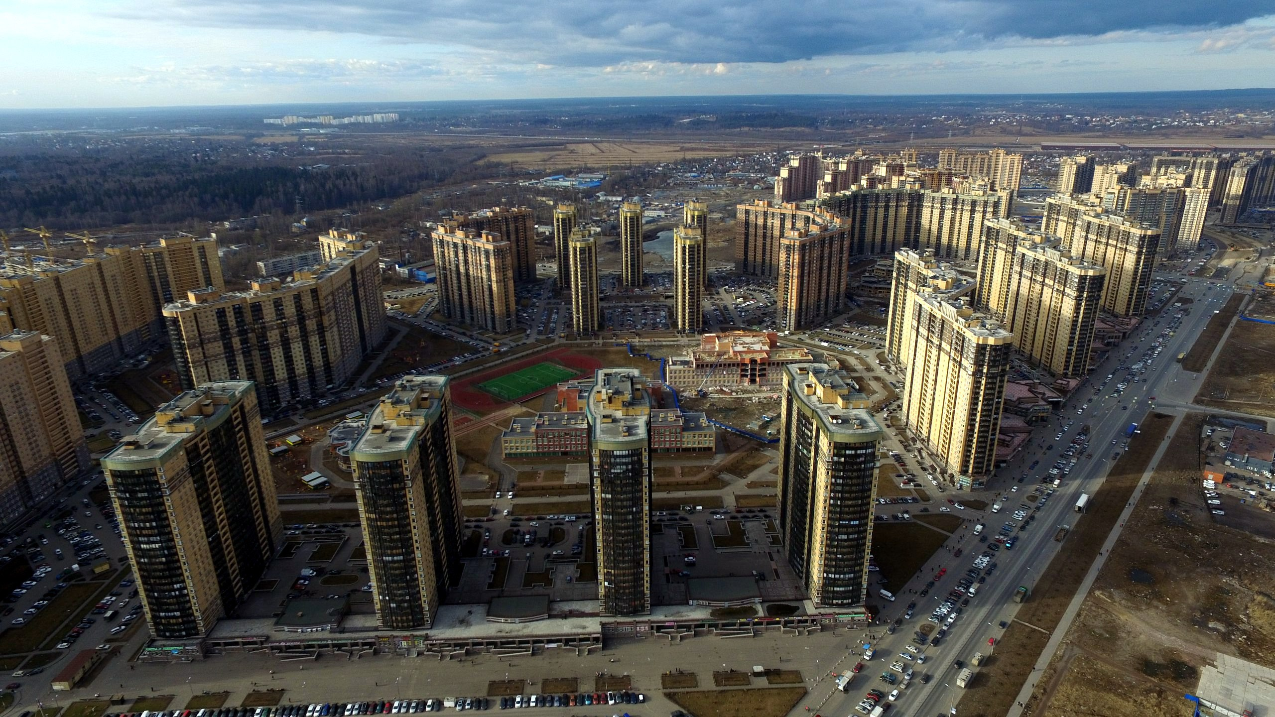 When will the Russian housing market begin to recover? 58
